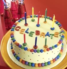 Celabration Cake 015